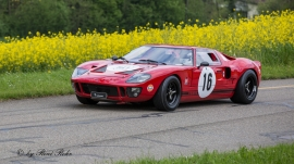 Ford GT 40, 1969