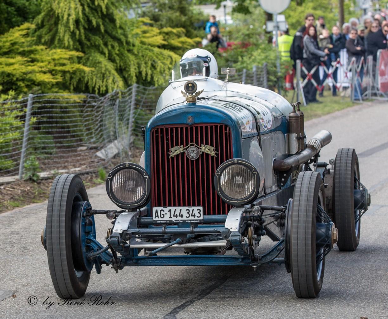 Cadillac Serie 314 V8 Racer, 1926_Start )